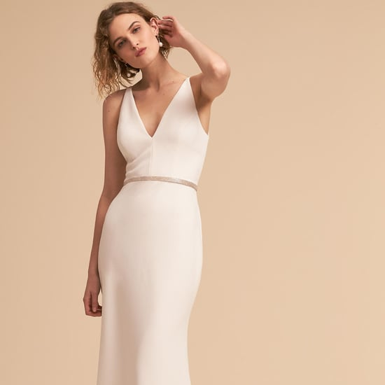 White Bridesmaid Dresses 2018