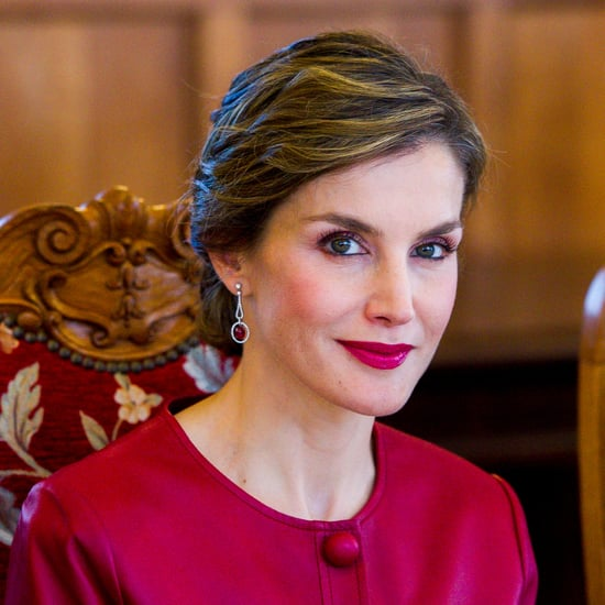 What Does Queen Letizia Eat?