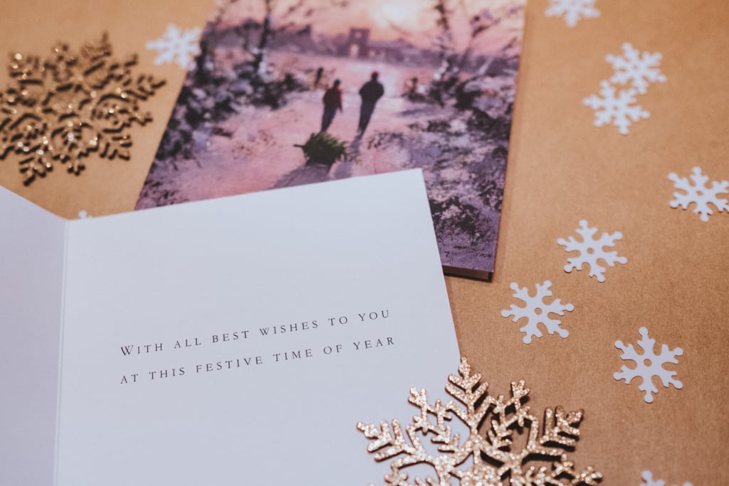 Write Your Christmas Cards Early