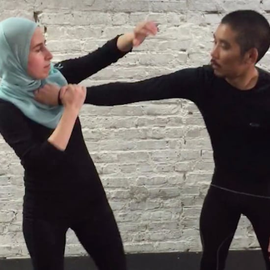 Zaineb Abdulla Teaches Muslim Women Self Defense