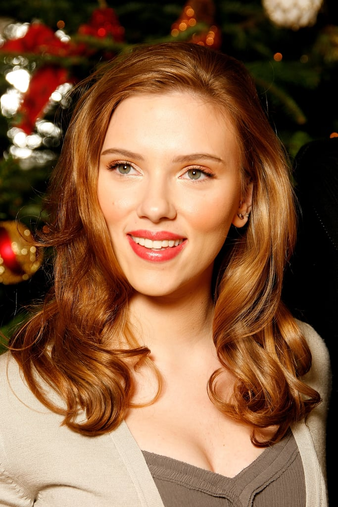 What Is Scarlett Johansson's Natural Hair Color ...
