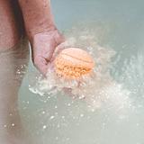 Kush Queen Pumpkin Spice CBD Bath Bomb