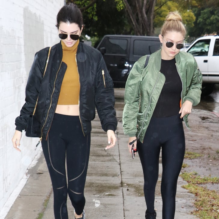 Kendall Jenner and Gigi Hadid Style Pictures