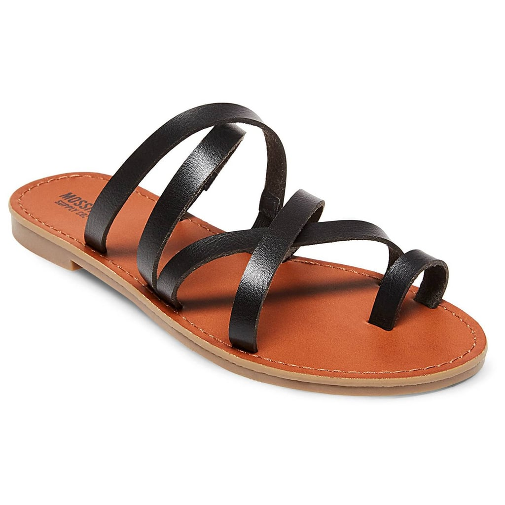 0300bcd246dd71 Mossimo Lina Slide Sandals