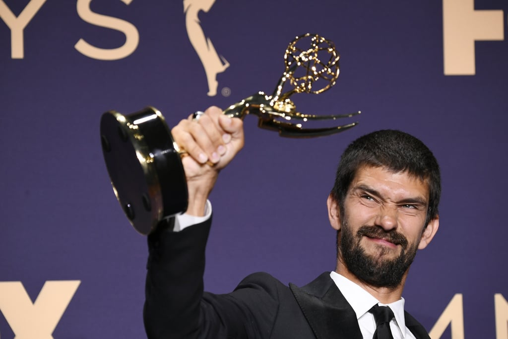 Ben Whishaw at the 2019 Emmys