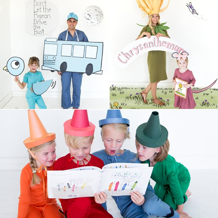 Creative Children's Book Halloween Costume Ideas | POPSUGAR Moms