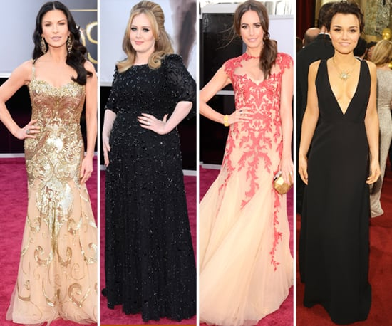 Which Brit Wins Your Vote for Best Dressed?