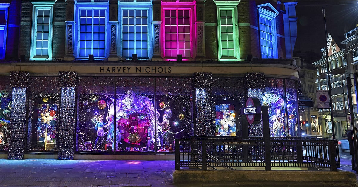 Best Department Store Christmas Windows 2015
