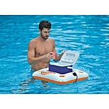 Riverland Inflatable Cooler and Beverage Holder