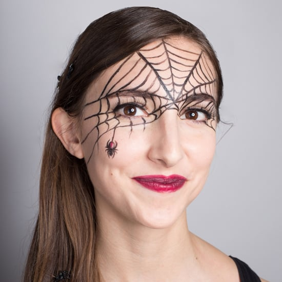 Easy Halloween Costume Ideas With Eyeliner