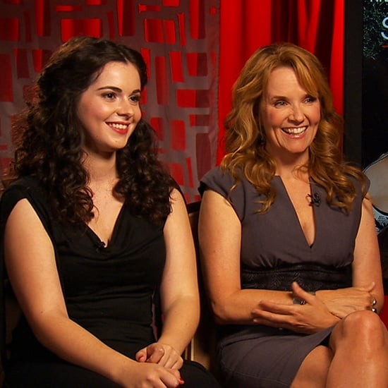 Switched at Birth Cast Interview (Video)