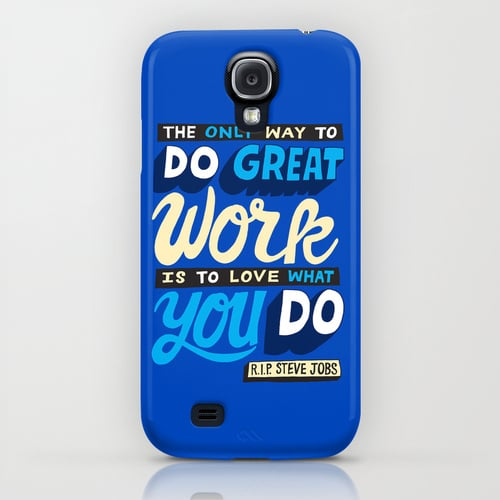 Society 6 Samsung Galaxy S4 Cases