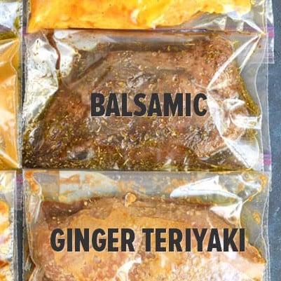 Balsamic Marinade Recipe