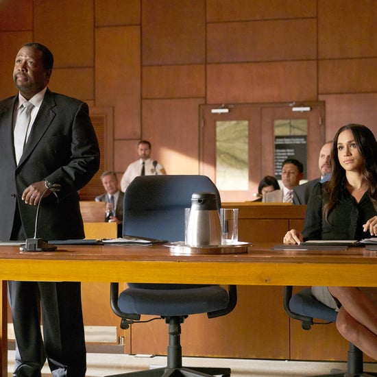Wendell Pierce Message to Meghan Markle About Her Baby