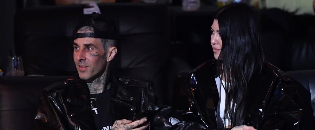 "Travis Barker's NSFW Candle ""Smells Like Kourtney's Orgasm"""