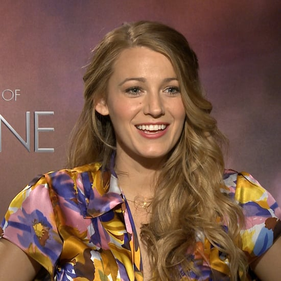 Blake Lively Clears Up Just How Much Ryan Reynolds Cried at Baby James's Birth