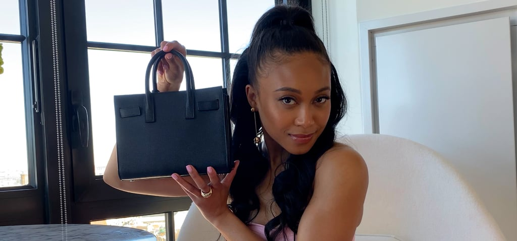 Garnier Serum Creams What's in My Bag Beauty Interview
