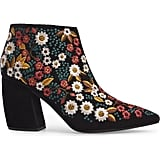 The Embroidered Boots