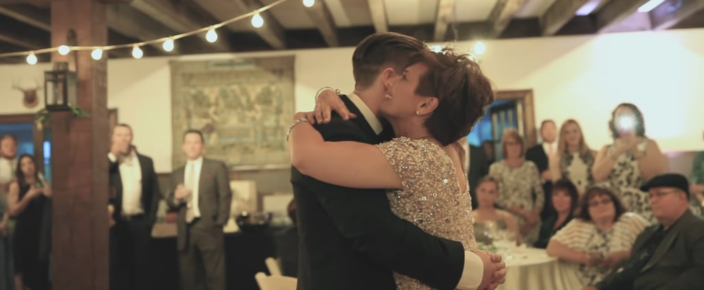 Seeing This Mother With MS Dance With Her Son at His Wedding Will Bring You to Tears