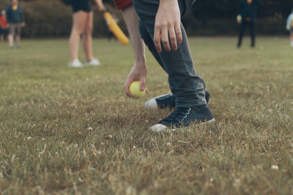Play a Yard Game.