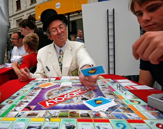 Thousands Roll Dice for World-Record Game of Monopoly