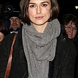 Keira Knightley Won't Let Go of Her Love For the Theater