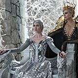 Queen Freya and Ravenna From The Huntsman: Winter's War