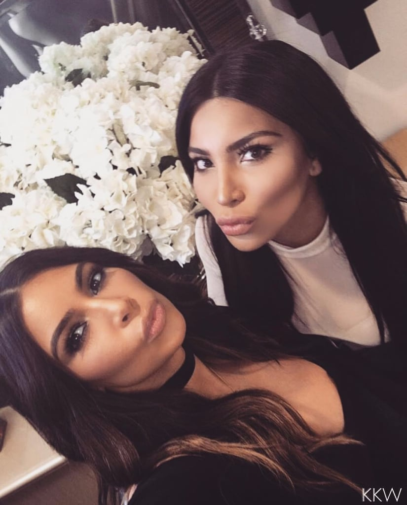 Introducing the Best Kim Kardashian Lookalike Kamilla Osman