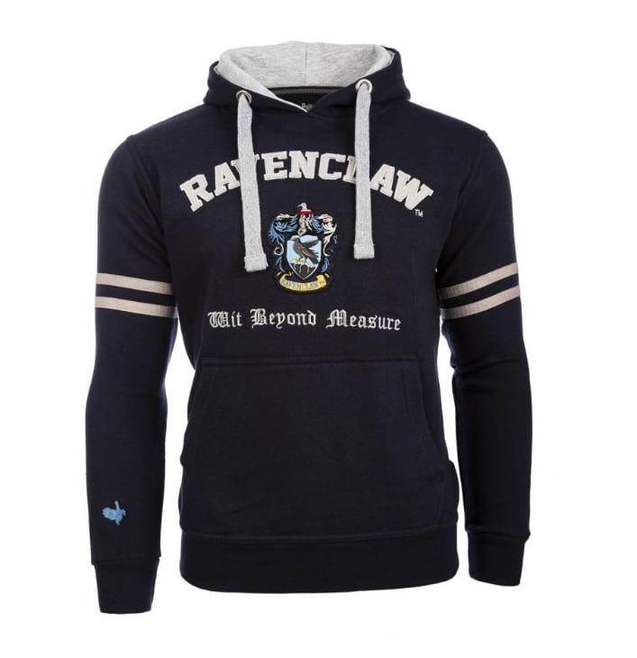 Harry Potter Ravenclaw Hooded Sweatshirt