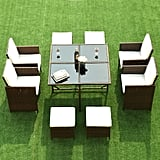 Costway Outdoor Patio Dining Set