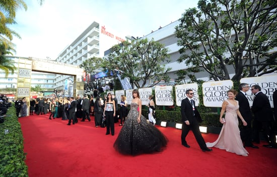 2011 Golden Globes Celebrity,Fashion and Beauty Round-up