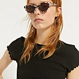 Calistoga Cat-Eye Sunglasses