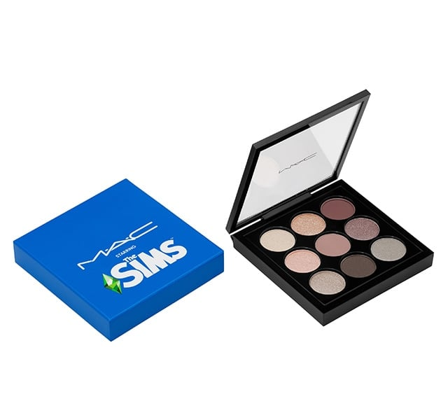 MAC x The Sims 4 Eyeshadow Palette