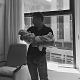 Baby Girl and Baby Boy Herjavec
