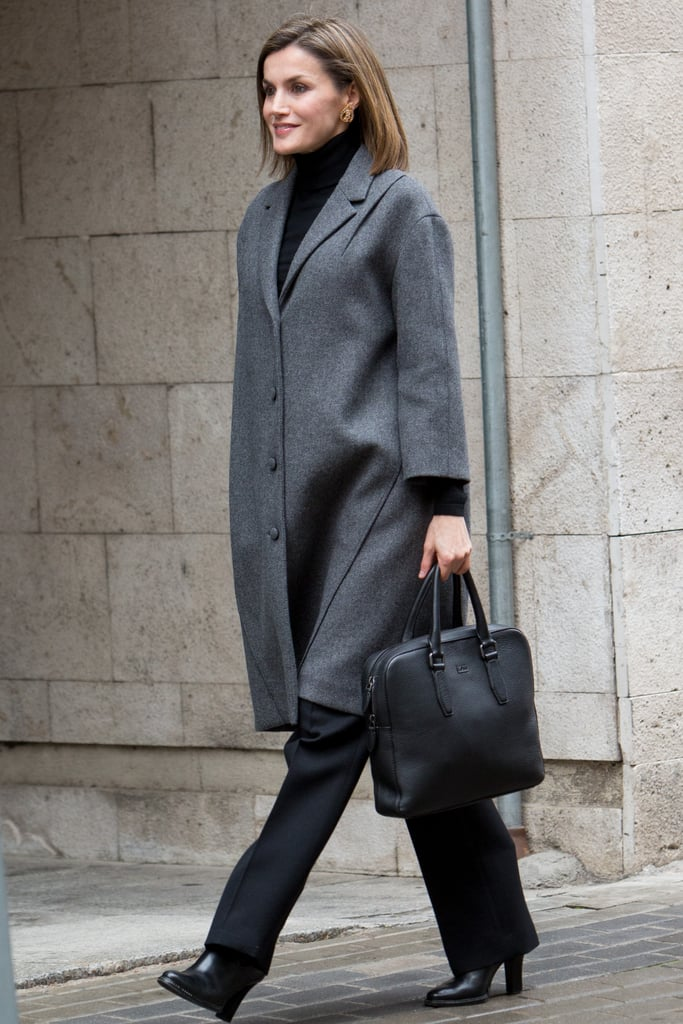 An Oversize Coat Is So Freaking Chic