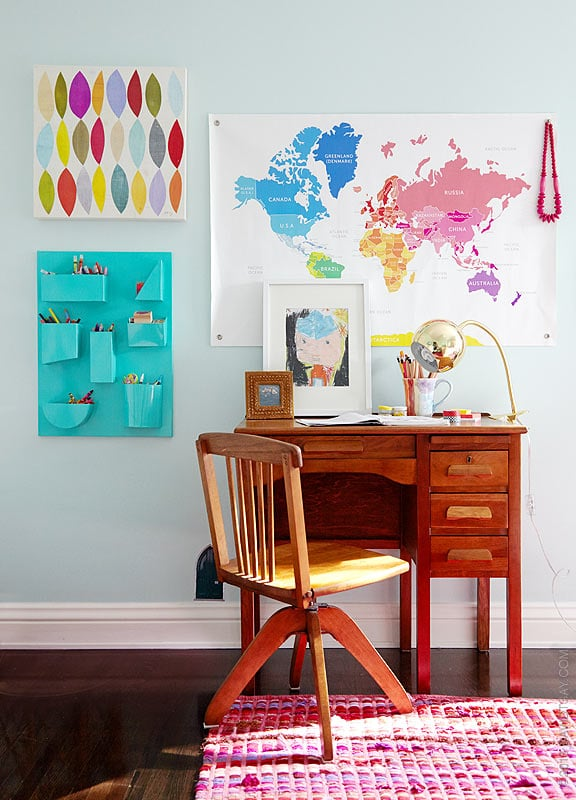 Design Tip: Inspire Your Kids to Keep It Clean