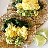 Avocado Breakfast Tacos