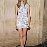Brooklyn Decker posed for photos at the Golden Heart Gala in NYC.