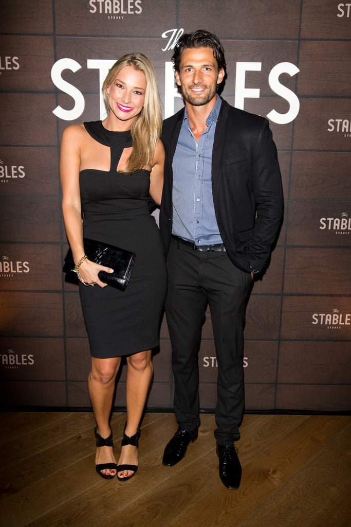 From Johnny Depp and Amber Heard's engagement rings, to the Italy set of the sequel to The Avengers, to lots of local events keeping Sydney's social set busy — there's been a lot happening this week! On Wednesday night, The Bachelor's Anna Heinrich and Tim Robards stepped out for the launch of The Stables in Sydney, and on Thursday night, new mother Terry Biviano continued her post-baby red carpet run at the World Wide Wool event held by L'Uomo Vogue and The Woolmark Company. CinemaCon continued to attract all the big names, and Emma Watson has looked delightful on the Noah press tour. Keep reading to see the can't-miss photos!