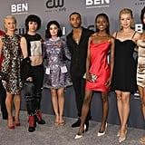 Pictures of the Katy Keene Cast Hanging Out