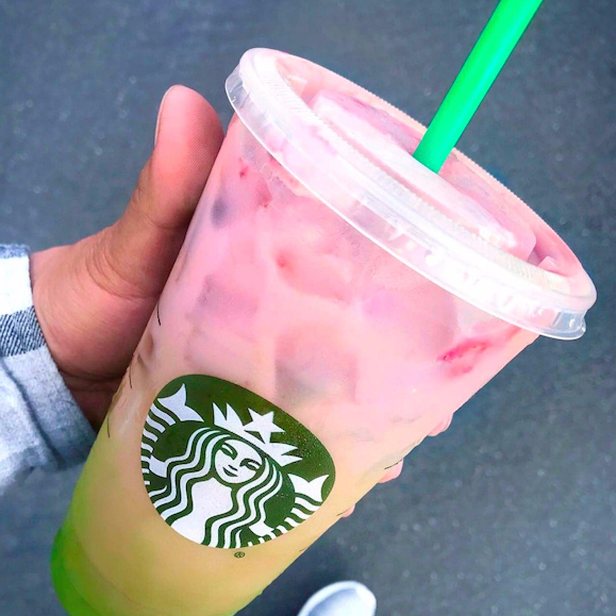 Best Starbucks Secret Menu Drinks 2017 Popsugar Food