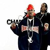 """Ridin'"" — Chamillionaire featuring Krayzie Bone"