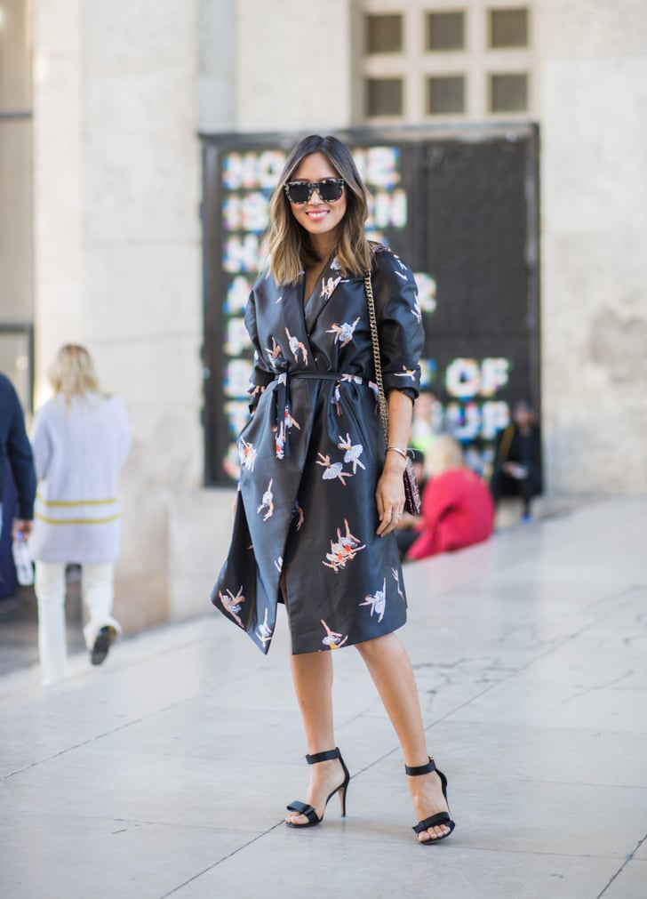 Paris Fashion Week Day 2 Paris Fashion Week Street Style Spring 2016 Popsugar Fashion Photo 207