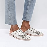 Free People Paramount Leather Loafers