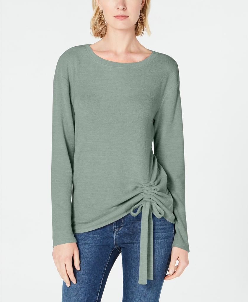 INC Ruched Top