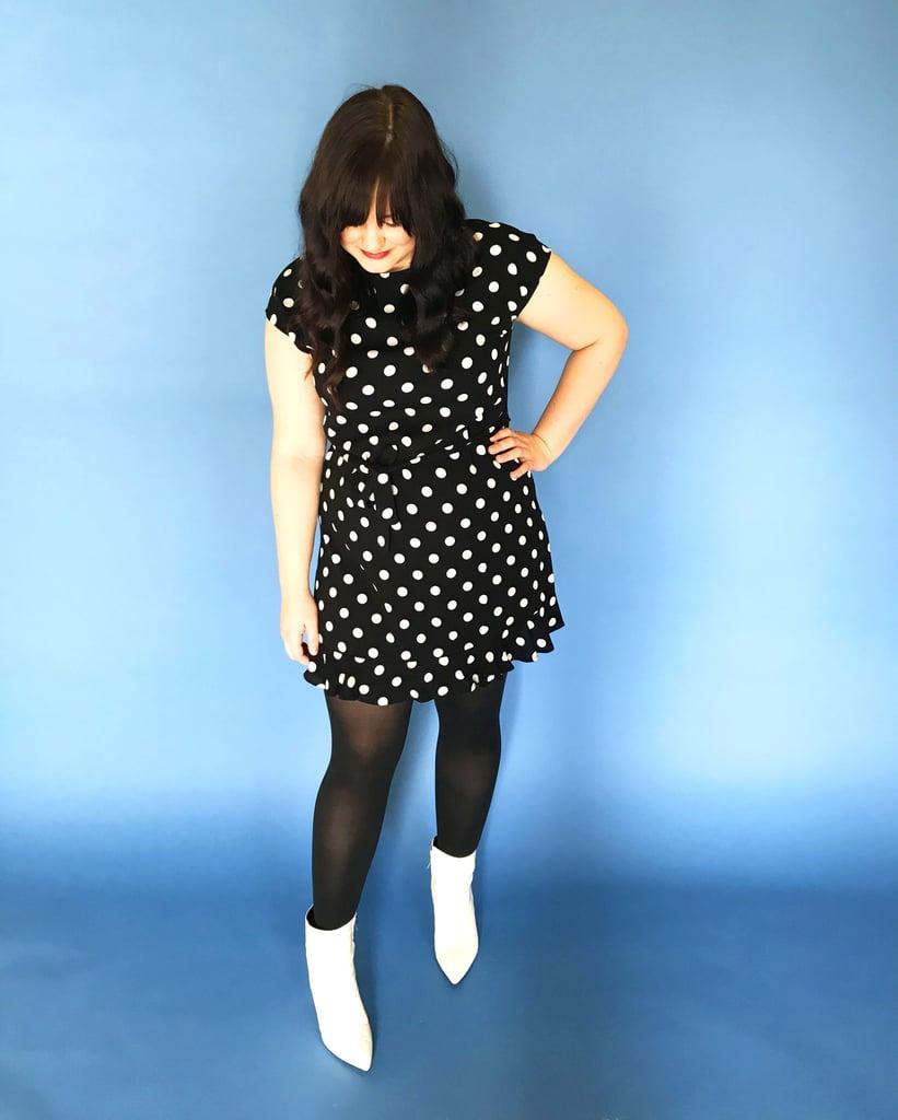 Cute Polka Dot Dress 2019