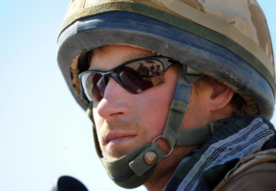 Prince Harry Pulls Out of Afghanistan
