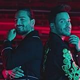 """El Clavo (Remix)"" by Prince Royce feat. Maluma"