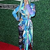 Cardi B at the Swisher Sweets Awards in April