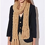 BDG Cableknit Scarf ($24)